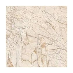 Glossy Finish Glazed Vitrified Tile, Thickness: 8-10 Mm