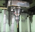 CNC Vertical Turning Center with Live Milling Giddings & Lewis VTC-60