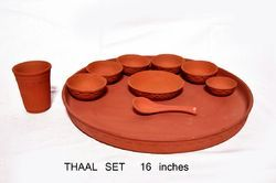 Clay Thaal Set (16 Inch)