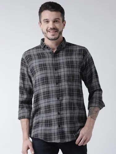 Full Sleeves Routeen Men' s Casual Shirts