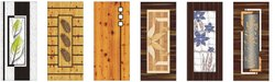 Micro Lamination Doors for Home