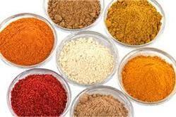 Ground Spices