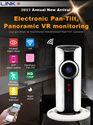 Link  VR Wifi Camera Fisheye 180 Degree IP Camera CCTV