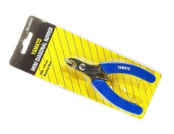 High Speed Steel Mini Diagonal Nipper (YAMATO) 110 mm Cutter, Size: 8 Inch, Packaging Type: 12