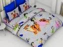 Cartoon Bedsheets for Double Bed