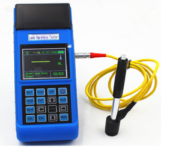 Portable Rebound Hardness tester