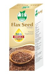 33 Herbals Brown Flax Seed Extract, For Personal, Packaging Size: 500 ml