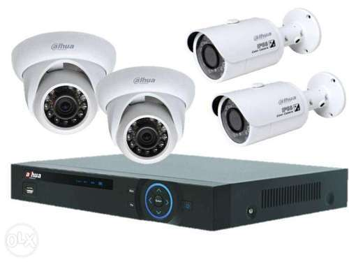 Second Hand Cctv Products At Rs 4000 Set Cctv System