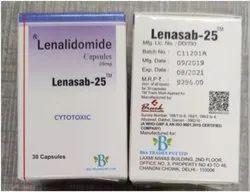 LENASAB 25 MG LENALIDOMIDE CAPSULES