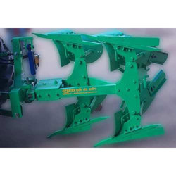 Green Agricultural Reversible Plough