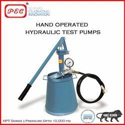 Hydraulic Test Pumps - Hand Operated Hydraulic Test Pumps