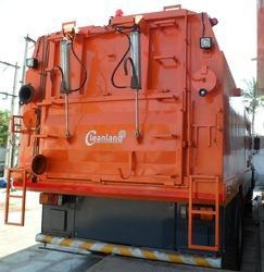 Truck Mounted Road Cleaning Machine