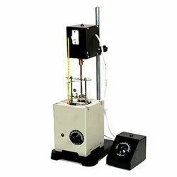 Analog Mild Steel Ring And Ball Testing Apparatus, for Laboratory
