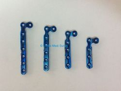 Mini L Plate Orthopedic Implant