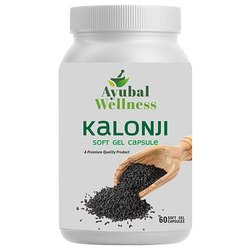 Kalonji Capsule ( For Hair)