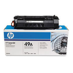 HP Laserjet Toner Cartridge 49A
