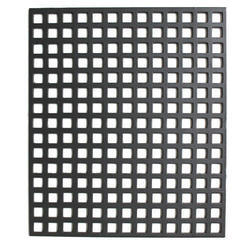 Rectangular Holes Perforated Sheet