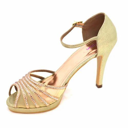 d86c061ff2aec Fancy High Heel Sandal at Rs 1490  pair