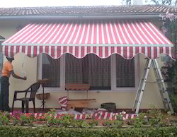 Retractable Awnings   Roof Covering