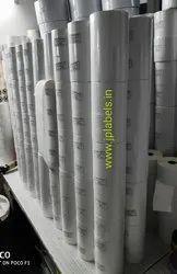 55 X 10 mm Polyester Barcode Labels