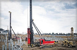 Piling Rig Rental Services