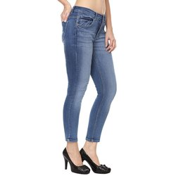 Bodytune High Rise Ladies Jeans