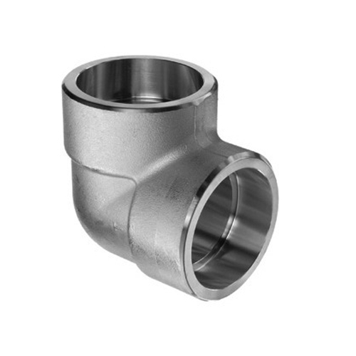 Socket Weld Elbow, for Gas Pipe