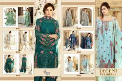 Shree Fab Decent Premium Designer Pakistani Suit