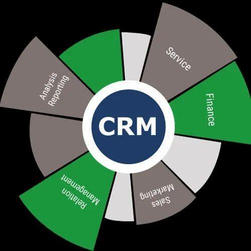 Custom CRM Application Development Service