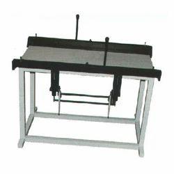 Plate Bender Table