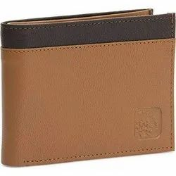 Woodland W 531657 Tan and Brown Men's Leather Wallet