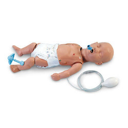 Pediatric ALS Trainer Complete with Arrhythmia Simulator