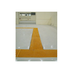 Floor FRP Grating
