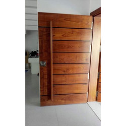 Interior Finished Modern Wooden Door, for Home