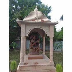 Garden Stone Temple