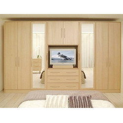 Modular Wardrobe Installation and Designing Services