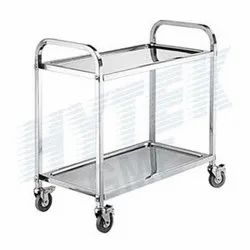 Two Layer Hand Trolley