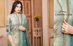 Your Choice Cotton Club Jam Silk Stylish Salwar Suits Collection