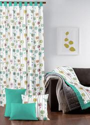 Designer Loop Curtain