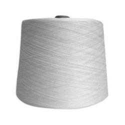 Raw White Cotton Combed Special Yarns For Weaving And Knitting