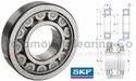 NU 318 ECM SKF Cylindrical Roller Bearing