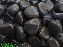 Super Polish Black Pebbles