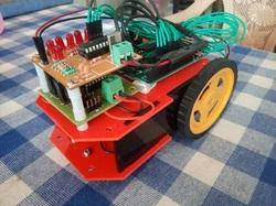 DTMF Controlled Robot (Arduino Based)