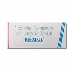 Losartan Potassium and Atenolol Tablets