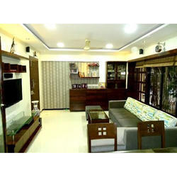 Modern Living Room Interior Designing Service