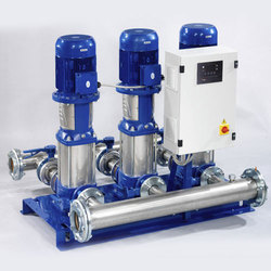 Water Booster Pump System