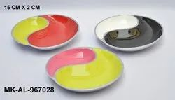 Red & Yellow Good Aluminium Plates, Thickness: Normal, Material Grade: Good