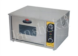 Electric Single Door Pizza Oven Jumbo, Capacity: 2-8 Pizza