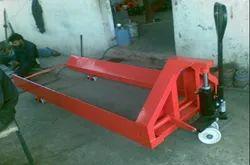 Paper Reel/Beam Pallet Truck