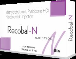 Methylcobalamin Nicotinamide and Pyridoxime
